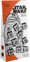 Star Wars Rorys Story Cubes Peg - Ozzie Collectables