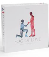 Fog of Love Boy Boy Alternate Cover - Ozzie Collectables