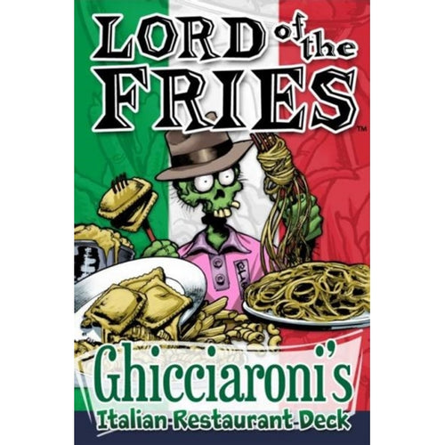 Lord of the Fries Ghicciaronis Italian Restaurant - Ozzie Collectables
