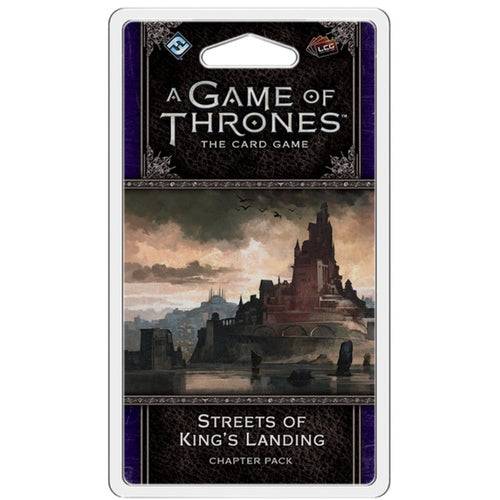 A Game of Thrones LCG Streets of King's Landing
