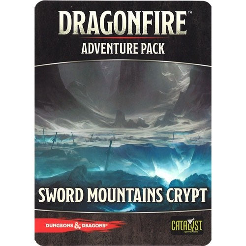 DragonFire Adventures Sword Mountains Crypt - Ozzie Collectables