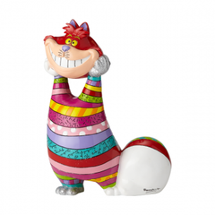 Disney Britto Cheshire Cat Figurine - Extra Large - Ozzie Collectables
