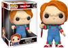 "Child's Play - Chucky 10"" Pop! Vinyl - Ozzie Collectables"