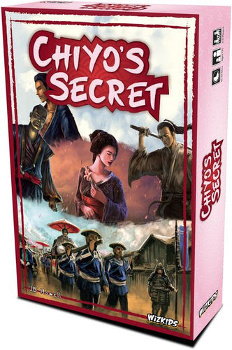 Chiyos Secret - Ozzie Collectables