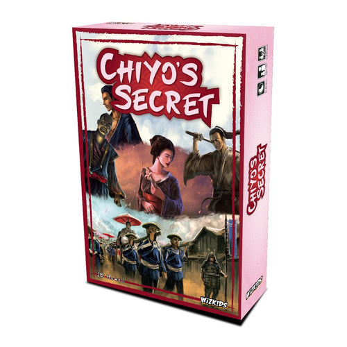 Chiyos Secret