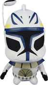 Star Wars: The Clone Wars - Captain Rex Deformed Plush - Ozzie Collectables