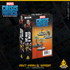 Marvel Crisis Protocol Miniatures Game Ant-Man and Wasp - Ozzie Collectables