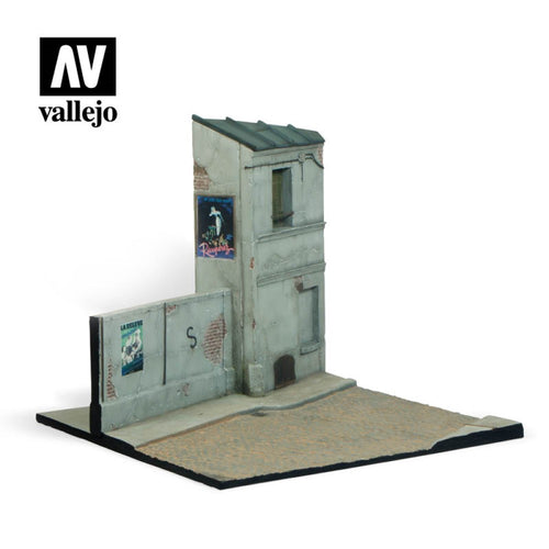 Vallejo SC108 French Street Scenic Base - Ozzie Collectables