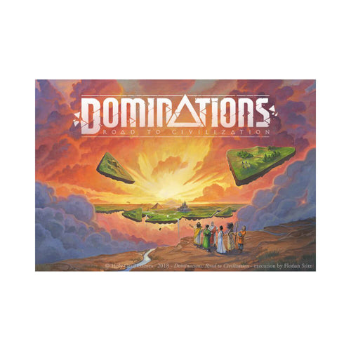 Dominations Core Box - Ozzie Collectables