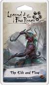 Legend of the Five Rings LCG The Ebb and Flow - Ozzie Collectables
