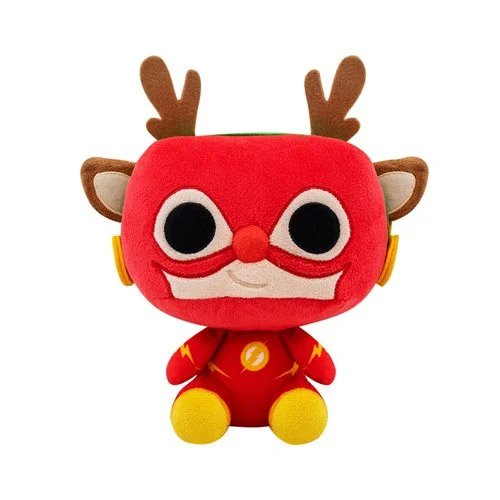 Flash - Rudolph Flash Holiday Plush - Ozzie Collectables