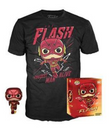 The Flash POP! Vinyl with Tshirt Box Lunch US Exclusive