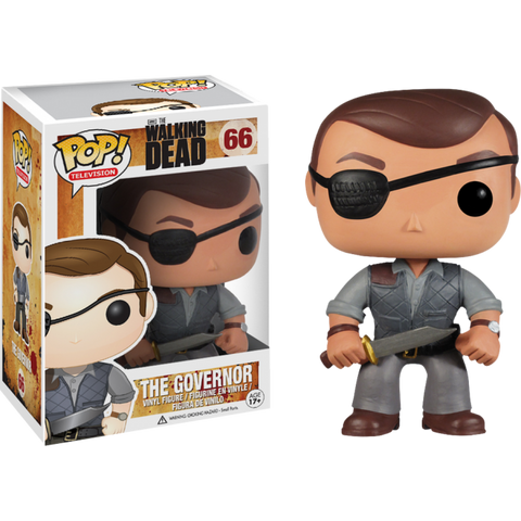 The Governor - The Walking Dead Television POP! Vinyl Figure - Ozzie Collectables