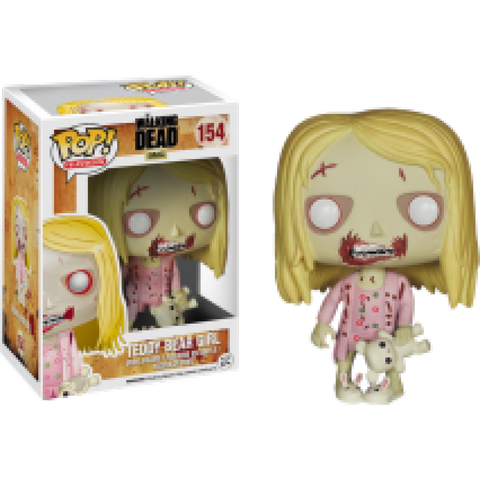 Teddy Bear Girl - The Walking Dead Television POP! Vinyl Figure - Ozzie Collectables