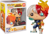 My Hero Academia - Todoroki Metallic US Exclusive Pop! Vinyl - Ozzie Collectables