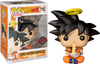 Dragon Ball Z - Goku Eating Noodles US Exclusive Pop! Vinyl - Ozzie Collectables