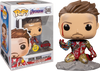 Avengers 4: Endgame - I Am Iron Man Glow Pop! Deluxe - Ozzie Collectables