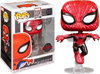 Spider-Man - Spider-Man First Appearance Metallic 80th Anniversary US Exclusive Pop! Vinyl - Ozzie Collectables
