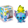 Lilo & Stitch - Stitch with Frog US Exclusive Pop! Vinyl