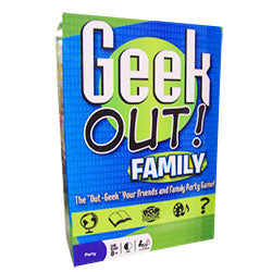 Geek Out Family Edition - Ozzie Collectables
