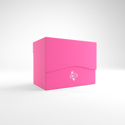 Gamegenic Side Holder 80+ Pink Deck Box - Ozzie Collectables