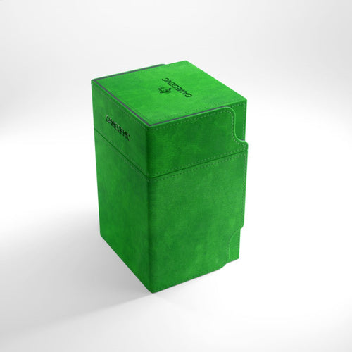 Gamegenic Watchtower 100+ Convertible Green Deck Box - Ozzie Collectables