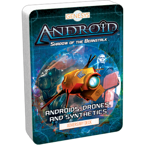 Genesys Androids Drones and Synthetics Adversary Deck