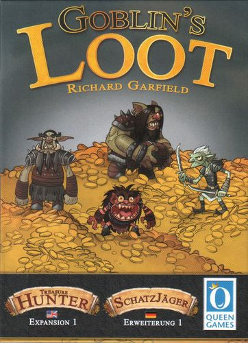 Treasure Hunter Goblin's Loot Expansion - Ozzie Collectables