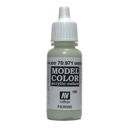 Vallejo Model Colour Green Grey 17 ml - Ozzie Collectables
