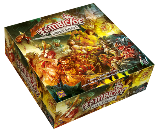 Zombicide Green Horde - Ozzie Collectables