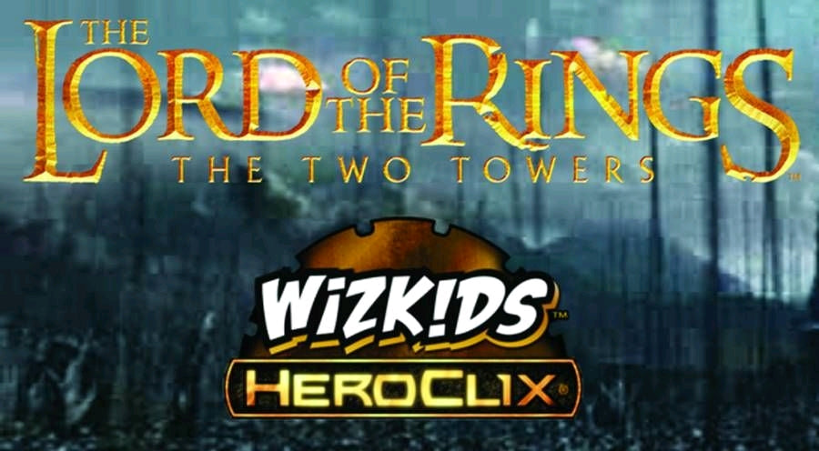 Heroclix - Lord of the Rings The Two Towers OP Kit - Ozzie Collectables