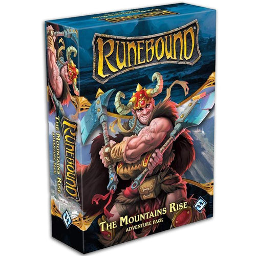 Runebound 3rd Ed The Mountains Rise