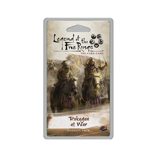 Legend of the Five Rings LCG Rokugan at War - Ozzie Collectables