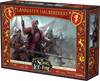 A Song of Ice and Fire Lannister Halberdiers - Ozzie Collectables
