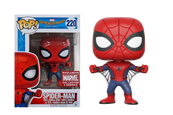 Spider-Man - Marvel Collector Corps Spider-Man Homecoming US Exclusive Pop! Vinyl