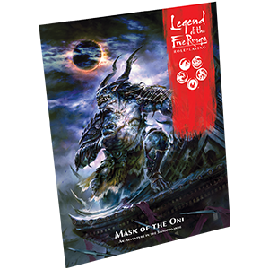 Legend of the Five Rings Roleplaying Game Mask of the Oni - Ozzie Collectables