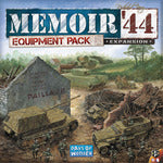 Memoir 44 Equipment Pack - Ozzie Collectables