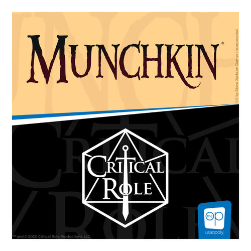 Munchkin Critical Role - Ozzie Collectables