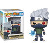 Naruto Shippuden - Kakashi (Lightning Blade) US Exclusive Pop! Vinyl