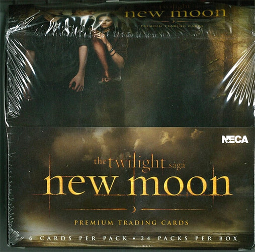 The Twilight Saga: New Moon - Trading Cards Series 1 - Ozzie Collectables