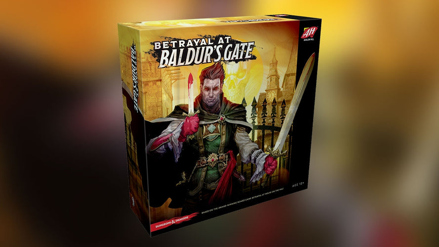 Betrayal at Baldur's Gate - Ozzie Collectables