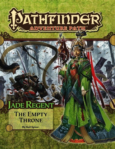 Pathfinder Jade Regent #6 The Empty Throne - Ozzie Collectables