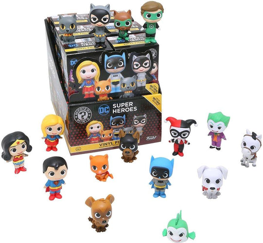 DC - Super Heroes & Pets Mystery Minis Hot Topic US Exclusive Blind Box - Ozzie Collectables
