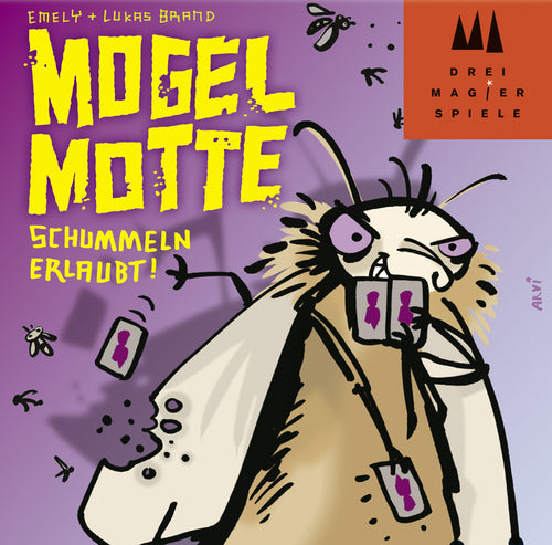 Cheating Moth (Mogel Motte) - Ozzie Collectables