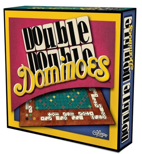 Double Double Dominoes - Ozzie Collectables