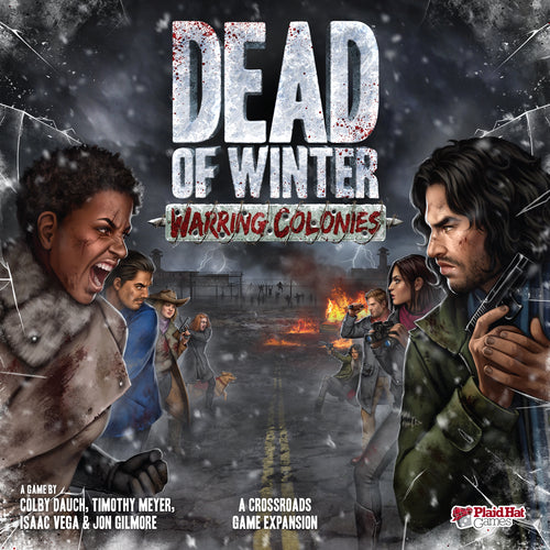 Dead of Winter Warring Colonies - Ozzie Collectables