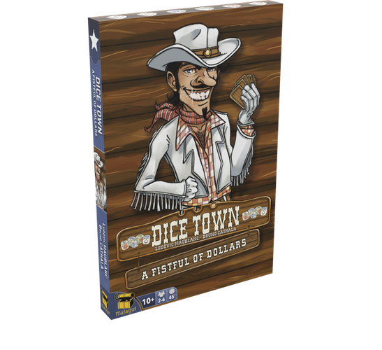 Dice Town A Fistful of Dollars - Ozzie Collectables
