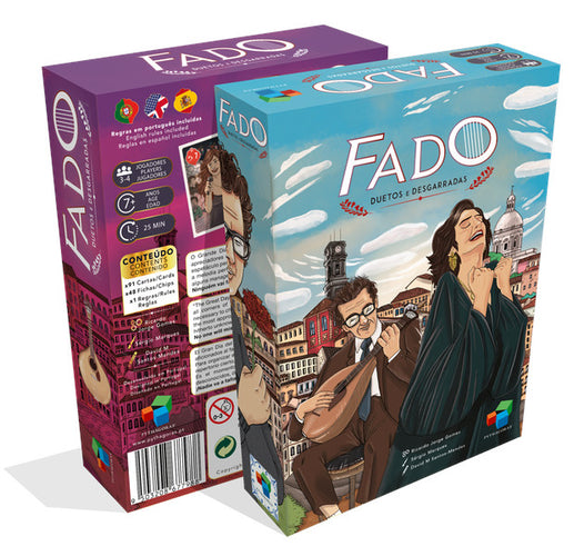 Fado: Duets and Impromptus - Ozzie Collectables