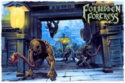 Shadows of Brimstone Forbidden Fortress Akaname Tongue Demon Enemy Pack - Ozzie Collectables