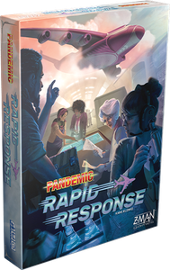 Pandemic Rapid Response - Ozzie Collectables